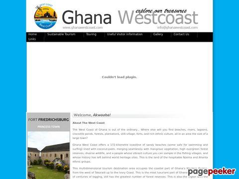 ghanawestcoast.com - Ghana West Coast - Reiseführer