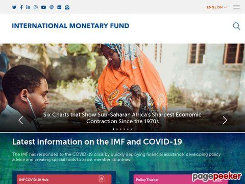 Internationaler Währungsfonds - International Monetary Fund (IMF)