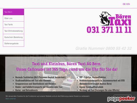 Bären Taxi AG (BERN)