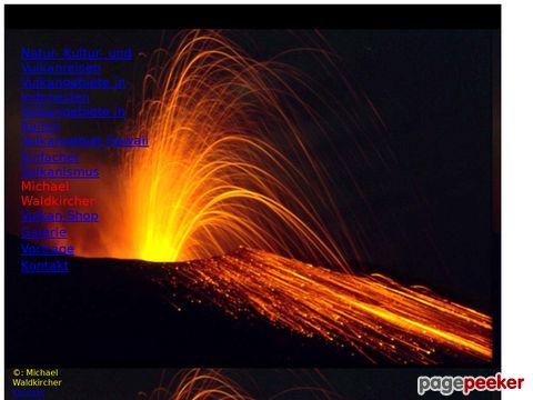 vulkane.ch - Vulkan: Infos, Reisen und Vorträge