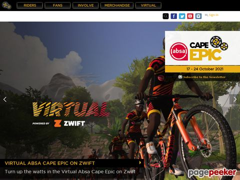 Absa Cape Epic - The Untamed African MTB Race (South Africa)