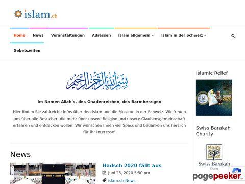 islam.ch - Home