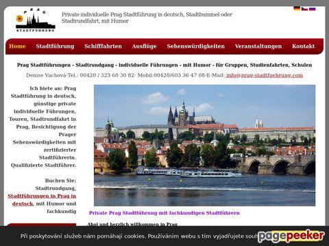 Prag private Stadtführung und Besichtigung der Sehenswürdigkeiten