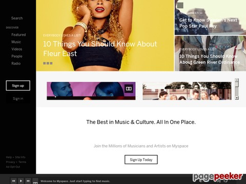 ilike.com - Discover new music with friends and get updates from your favorite artists
