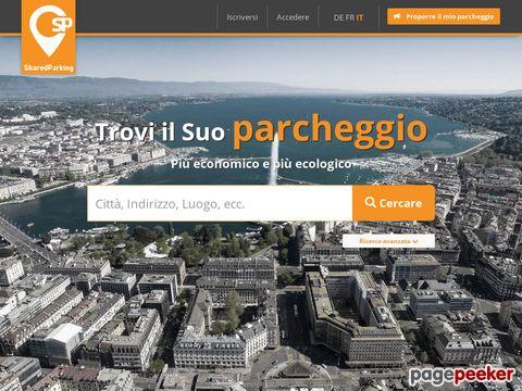 Parkingspace.ch - Schweizer Parkplätze gemeinsam nutzen