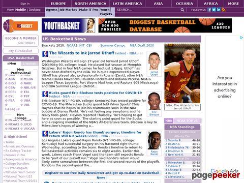 usbasket.com - USBASKET - USA Basketball Main Page