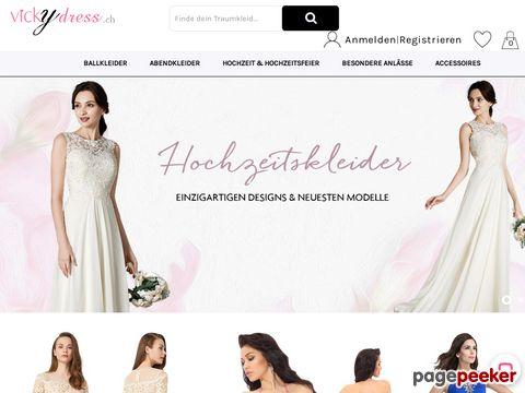 Vickydress Abendkleider Schweiz Online