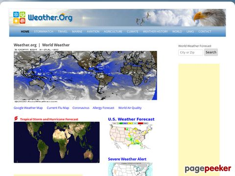 weather.org - World Weather