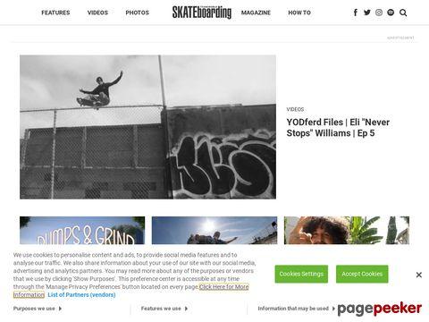 Skateboard.com - Skateboard Portal / Community