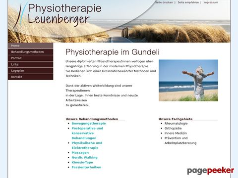 Physiotherapie in Basel