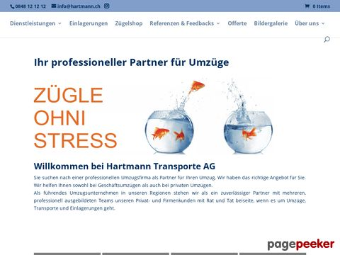 Hartmann Transporte GmbH