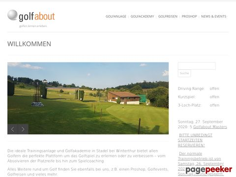 Golf Driving Range in Stadel (Winterthur ZH)