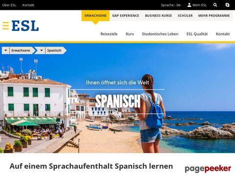 Sprachaufenthalt, Sprachreise in Süd Amerika