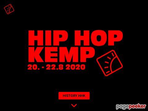 Hip Hop Kemp - Hradec Králové, CZ