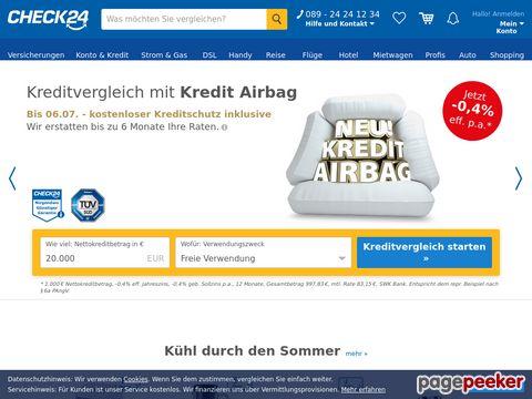 CHECK24.de - Deutschlands grosses Vergleichsportal