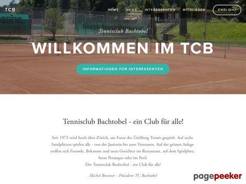 Tennisclub Bachtobel Zürich