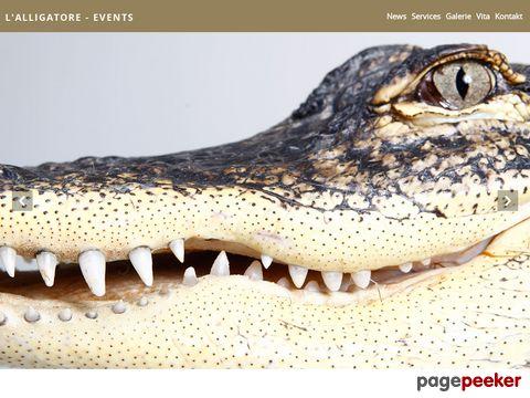 alligatore.de - Alligatoren - Krokodile