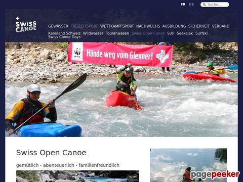 Swiss Open Canoe