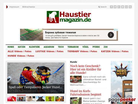 haustier-magazin.de
