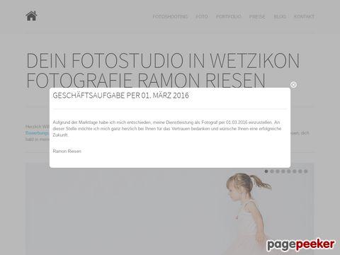 ramonriesen.ch - Fotoshootings Wetzikon mit Ramon Riesen