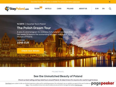 Poland Hotel. Travel to Poland. Largest selection of hotels in Poland at disounts up to 75%