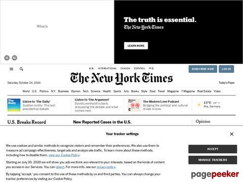 The New York Times (USA)