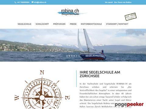 Ahoi, Segelschule-Zürichsee