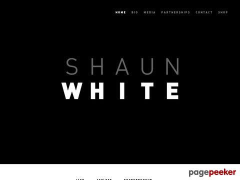 ShaunWhite.com - Shaun White (USA)