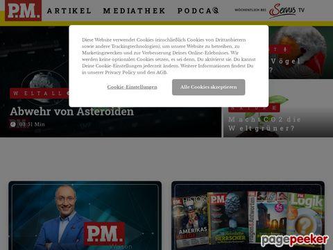 P.M. Magazin - Welt des Wissens (DE)