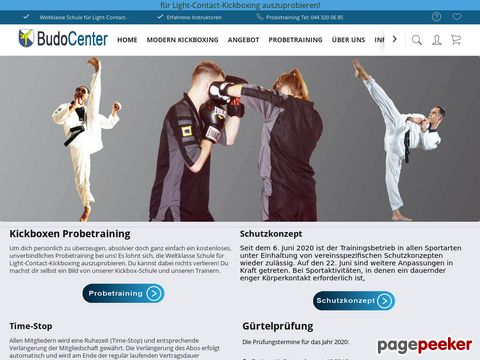 Taekwondo Institut Zürich