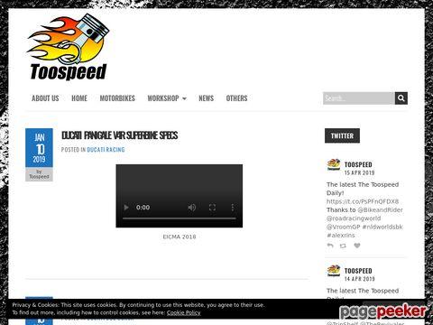 Toospeed.com >> motorbikes
