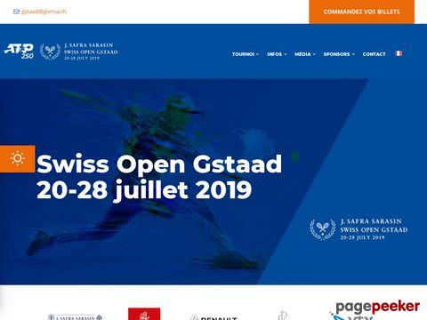 Suisse Open Gstaad (Schweiz)