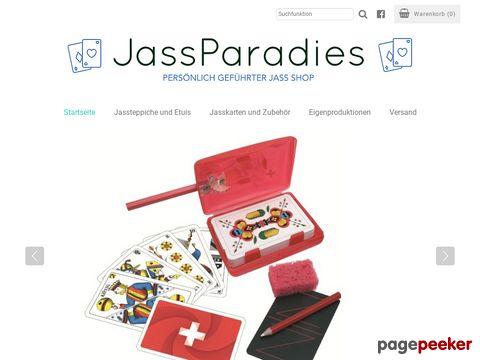 jassparadies.ch - Jass Paradies