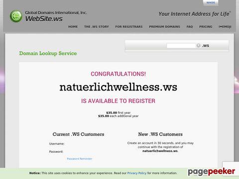 natuerlichwellness.ws