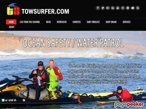 towsurfer.com - Tow-in surfing