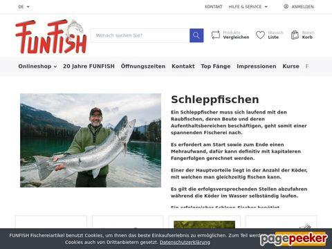 FunFish AG, Rüti (ZH)