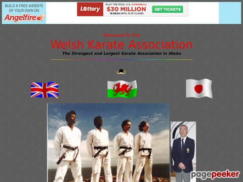 Welsh Karate Association uk