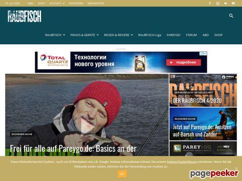 DER RAUBFISCH: Raubfisch - Online