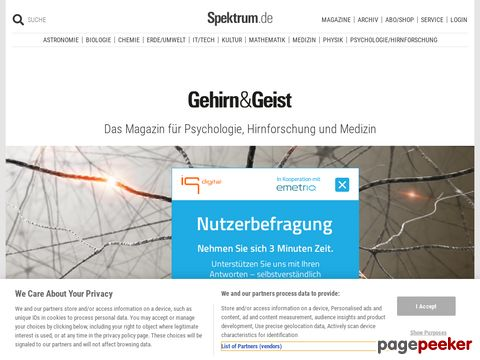 Gehirn&Geist (DE)