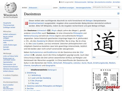 Daoismus - Wikipedia