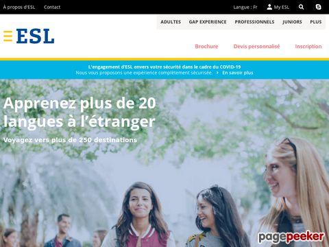 ESL - Sprachreisen weltweit