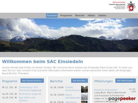 SAC Sektion Einsiedeln