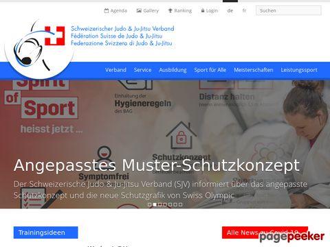 Schweizerischer Judo & Ju-Jitsu Verband SJV