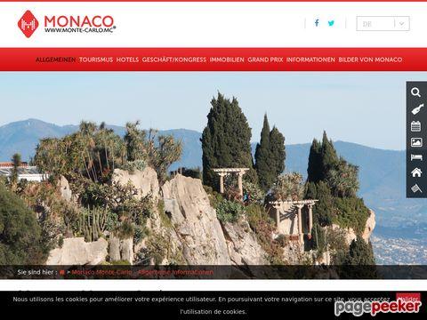Monaco - Monte-Carlo - Tourist Information