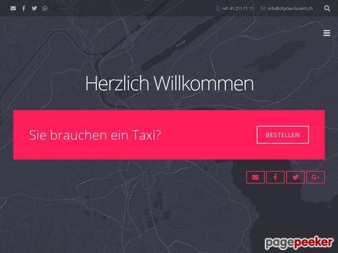 Citytaxi Luzern (LUZERN)