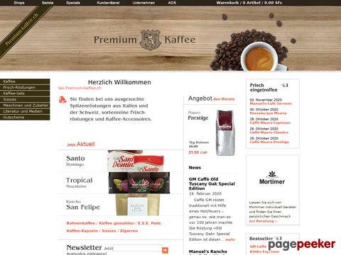 Premium-kaffee.ch