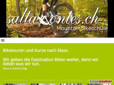 saltamontes.ch - Biketouren und Kurse nach Mass in der Region Schaffhausen