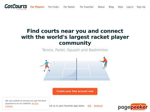 MYtins.ch - Online Platzbuchungen - Spieler suchen