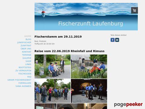 Fischerzunft der Stadt Laufenburg