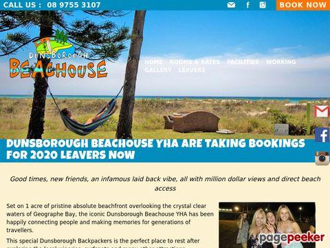 Dunsborough Backpackers Western Australia